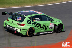 Greenlion Racing, Basti Sommer und Christian Ladurner, DMV NES 500, Cupra TCR