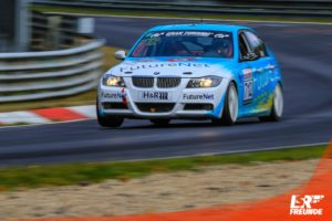 FutureNet Haas Motorsport, BMW 325