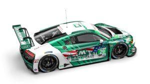 MONTAPLAST b< Land Motorsport Audi R8 LMS Rolex 24h Daytona 2019_02