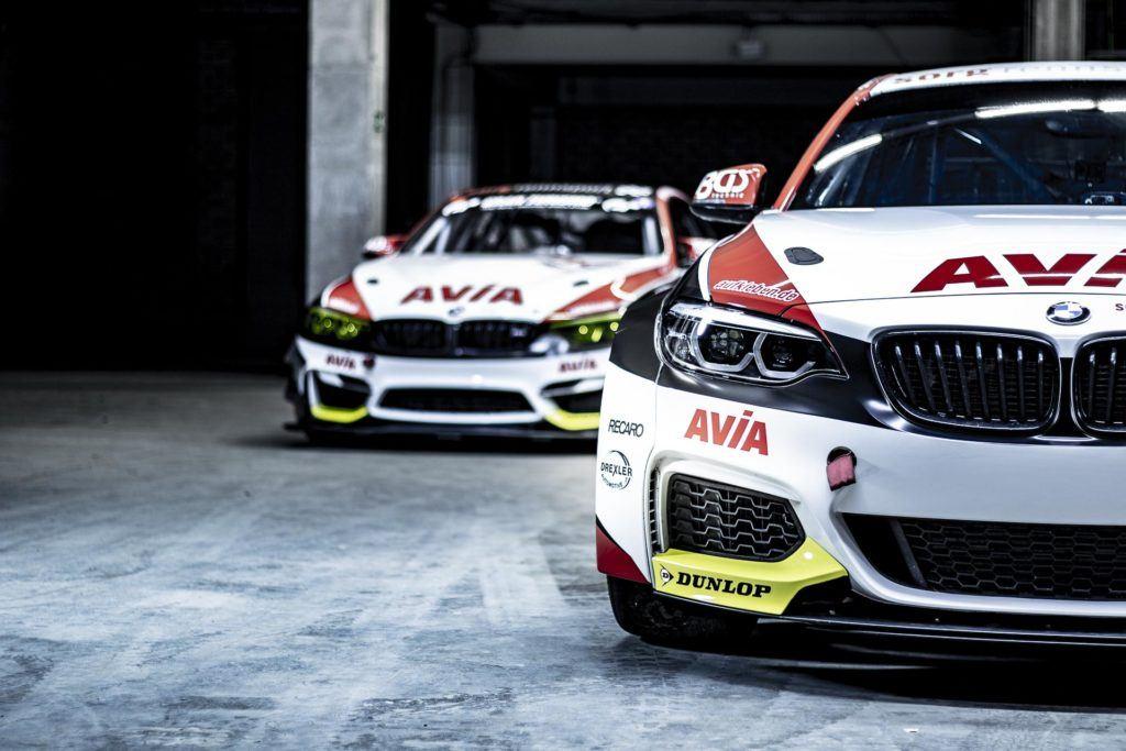 AVIA racing, Sorg Rennsport, BMW M4 GT4
