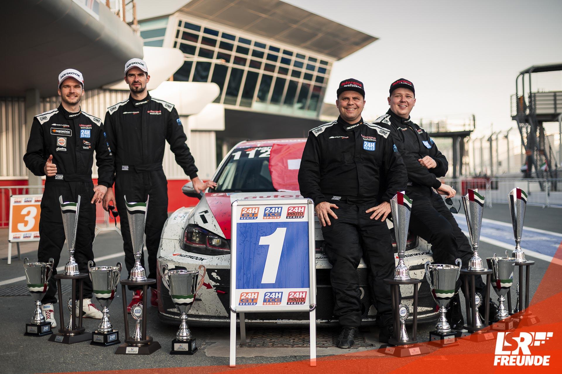 Autorama AG Wetzikon, Golf GTI TCR, Stefan Tanner, Yannick Mettler,