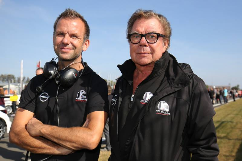 Stefan Kissling (li.) und Helmut Kissling (re.)