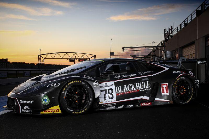 Barwell Motorsport Lamborghini Huracan GT3 Evo
