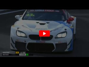 Chaz Mostert BMW M6 GT3 Bathurst 12 Hour 2018 Pole-Lap Video-Layer