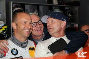 Klaus Ziegler, Henry Walkenhorst, Rudi Adams - Walkenhorst Motorsport VLN 2018