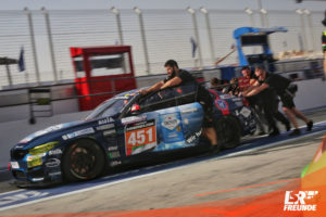 Sorg Rennsport BMW M4 GT4
