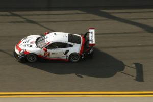 Porsche GT Team: Patrick Pilet, Nick Tandy, Frederic Makowiecki