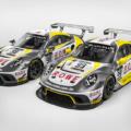 ROWE Racing Porsche 911 GT3 R Blancpain GT-Series 2019