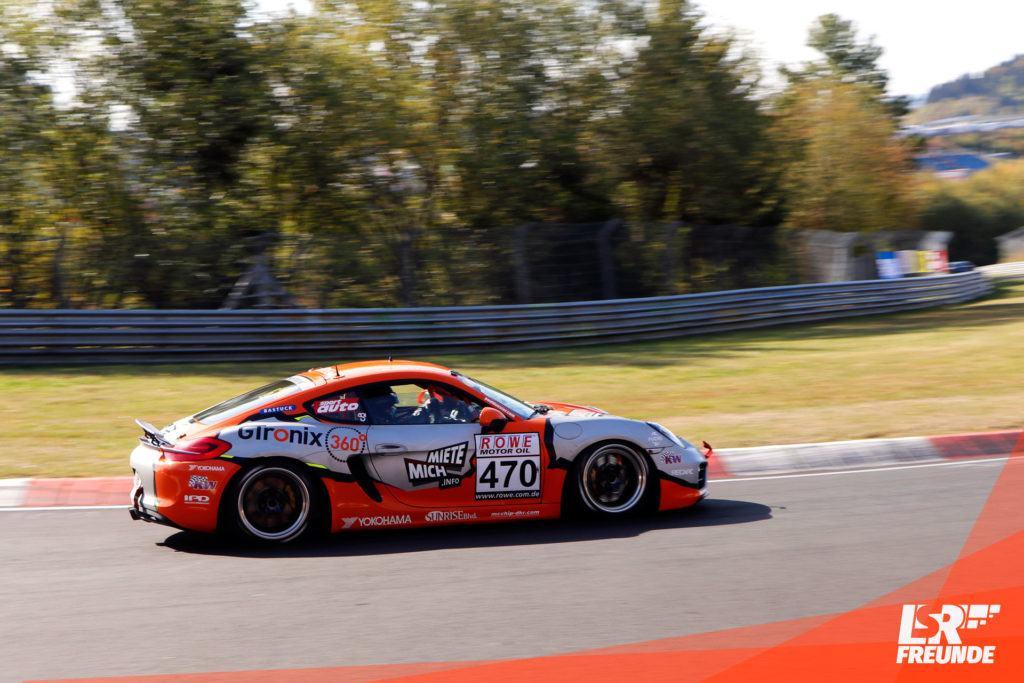 Porsche Cayman, V5, Gtronix360° mcchip-dkr