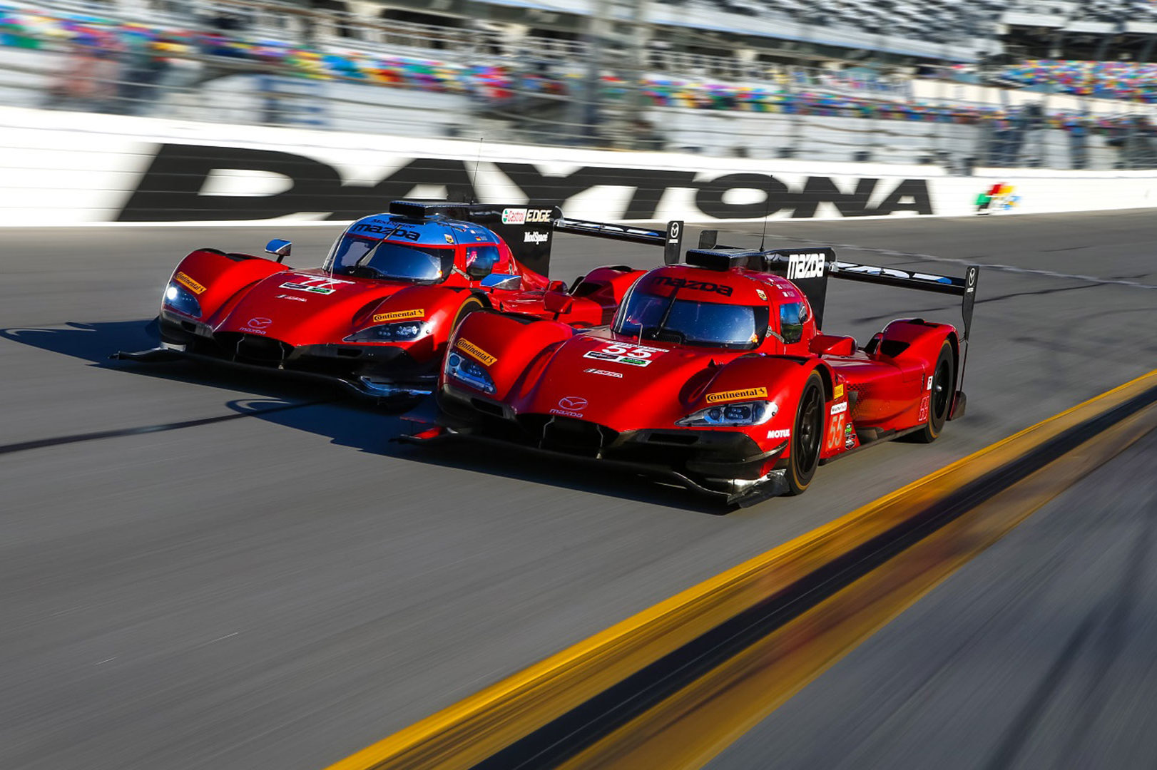 Mazda Joest Racing Team -MAZDA RT24-P
