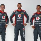 Jamie Whincup, Shane van Gisbergen und Craig Lowndes Bathurst 12 Hours