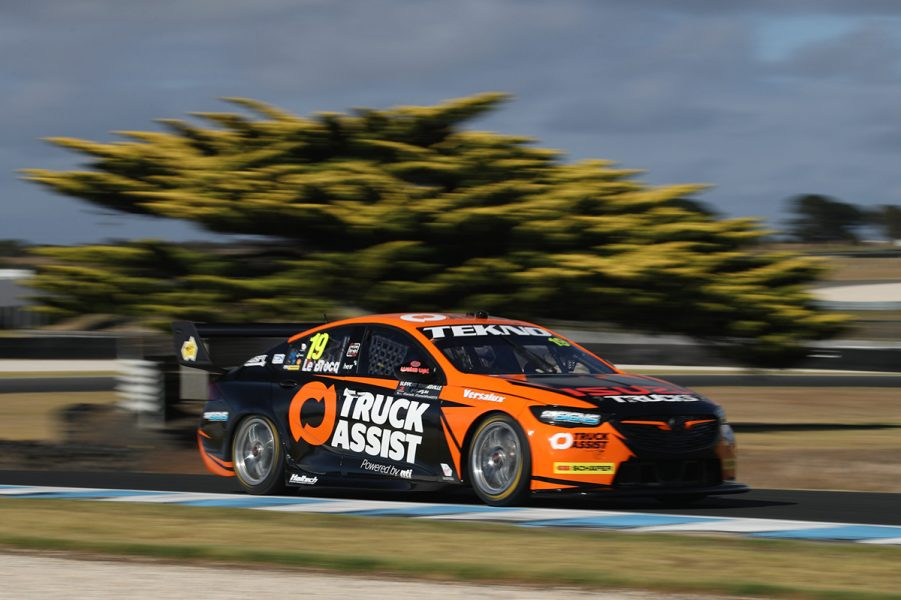 Jack Le Brocq, Tekno Racing, Holden Commodore