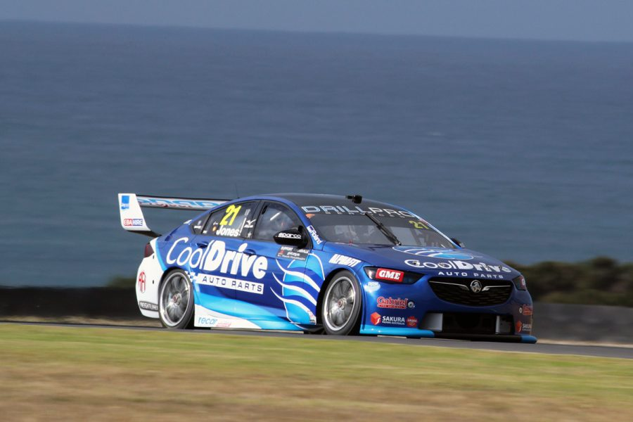 Macauley Jones, Brad Jones Racing, Holden Commodore