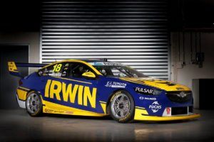 Mark Winterbottom, Team18, Holden Commdore
