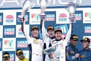 Dirk Werner, Dennis Olsen, Matt Campell - Earl Bamber Motorsport - Bathurst 12Hour 2019