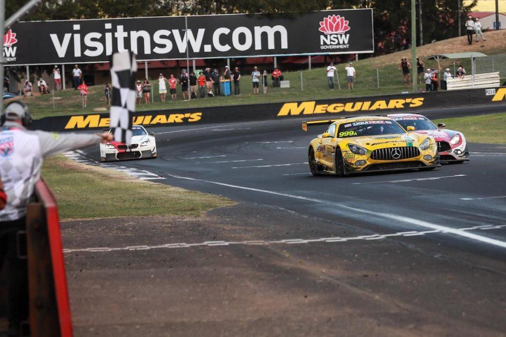 Mercedes-AMG Team GruppeM Racing #999, Bathurst 12 Hour 2019