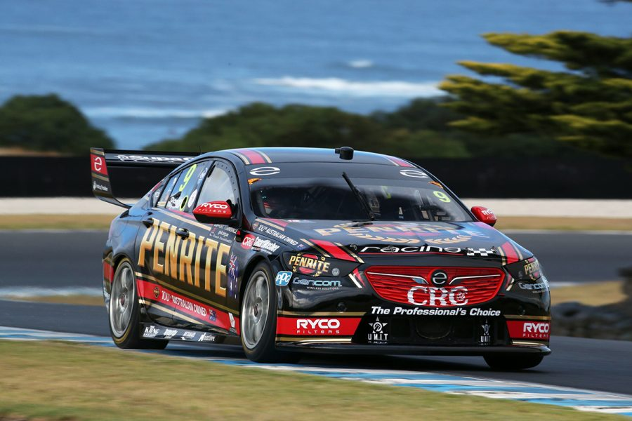 David Reynolds, Erebus, Holden Commodore