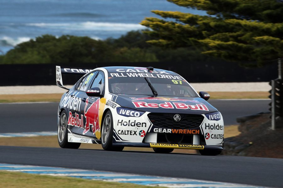 Shane van Gisbergen, Red Bull Holden Racing Team, Holden Commodore