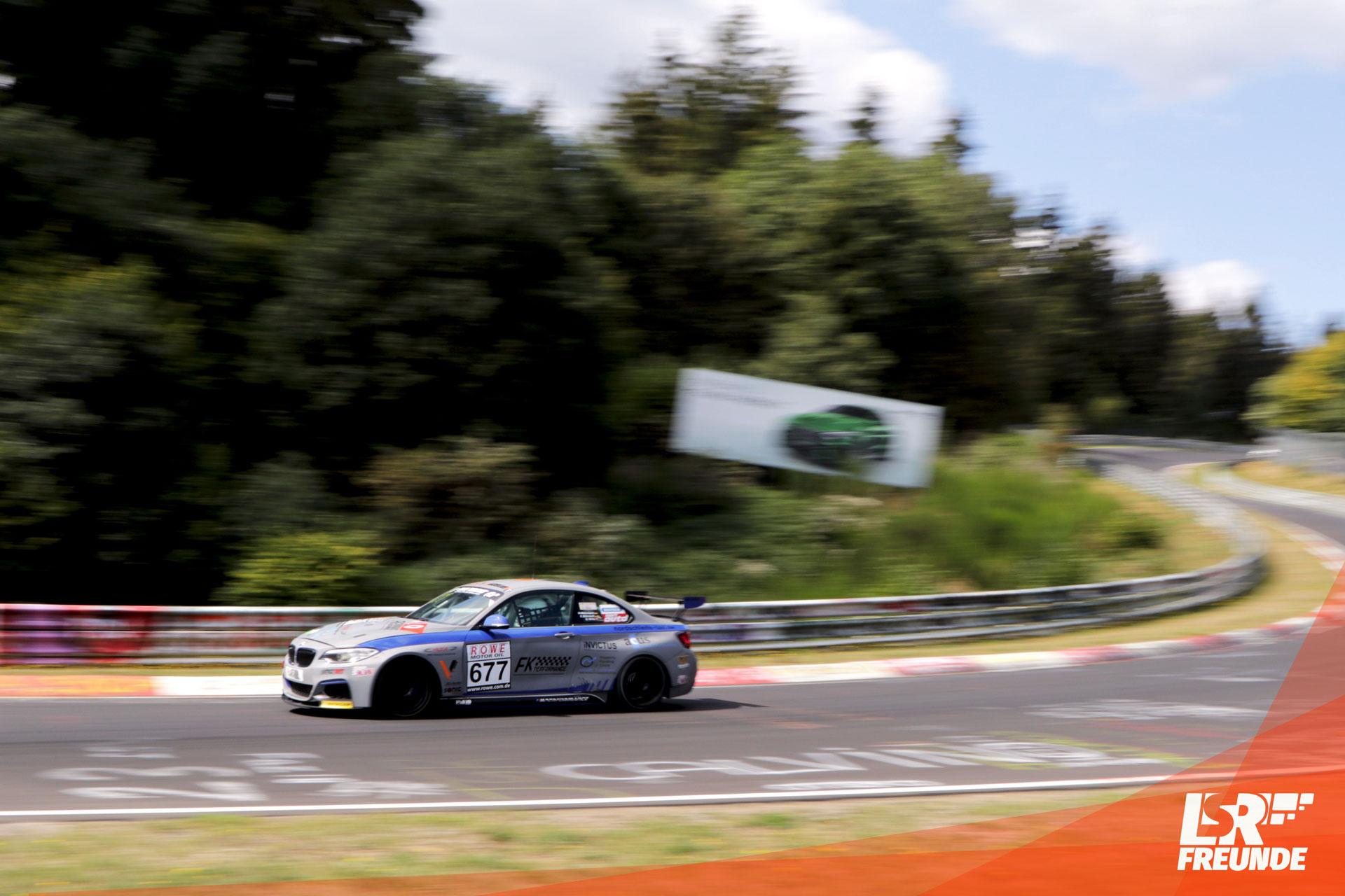 BMW M235i Cup FK-Performance