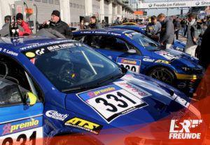 VW Scirocco GT24, LMS-Engineering, Ulli Andree, Christian Krognes, Dominik Brinkmann, Andreas Lautner