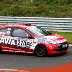 aufkleben.de AVIA racing Renault Clio RS