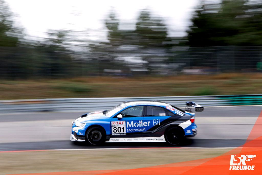 Moller Bil Motorsport, Audi RS3 LMS, TCR, #801