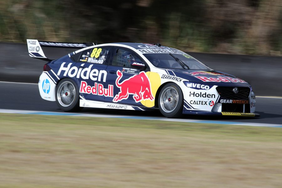 Jamie Whincup, Red Bull Holden Racing Team, Holden Commodore