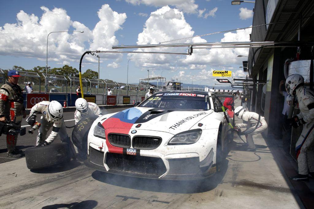 Bathurst, Intercontinental GT Challenge 2019, Bathurst 12 Hour, Mount Panorama, Augusto Farfus (BRA), Chaz Mostert (AUS), Martin Tomczyk (GER), BMW M6 GT3 #42, BMW Team Schnitzer Motorsport.