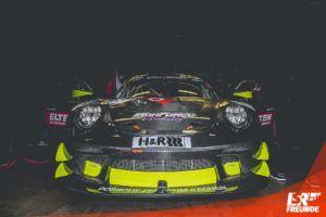 IronForce Racing Porsche 911 GT3 R VLN Test- und Einstellfahrten 2019