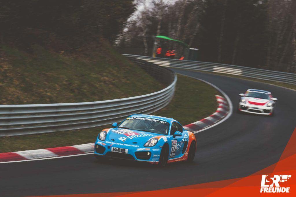 Pixum Adrenalin Porsche Cayman V5