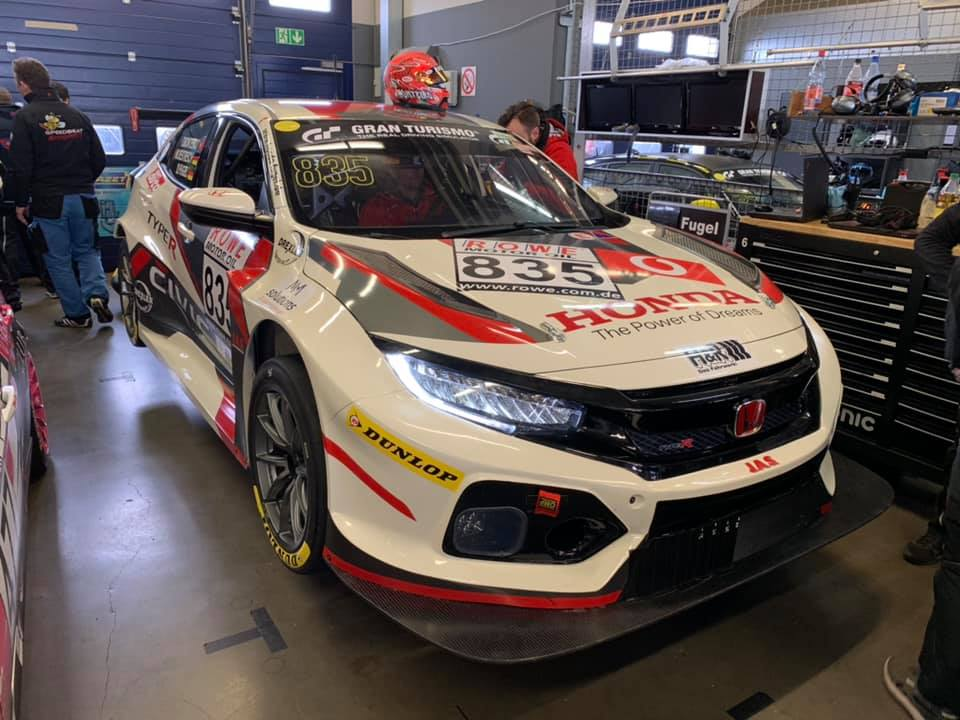 Fugel Sport Honda Civic TCR