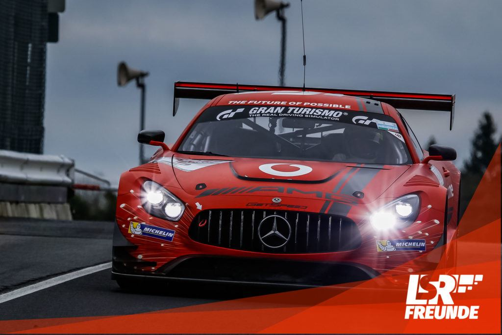 GetSpeed Mercedes AMG GT3