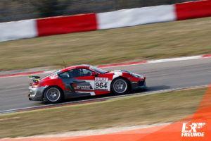 Aimpoint Porsche Cayman GT4