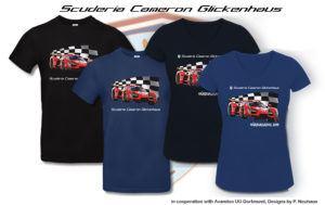 SCG Glickenhaus Merchandising