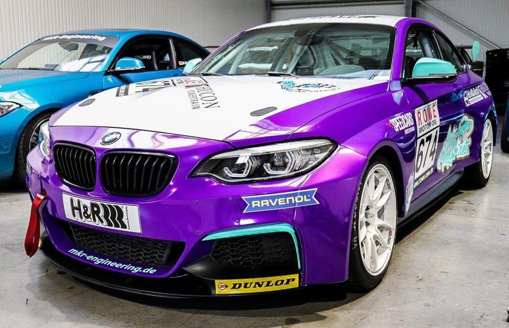 MKR-Engineering BMW M240i