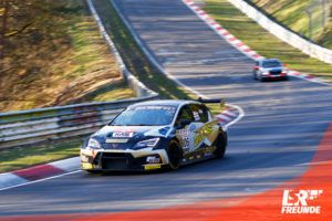 Mathilda-Racing Seat Cupra TCR VLN 2019