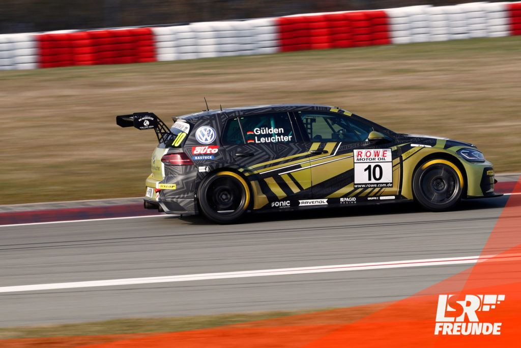 Max Kruse Racing Golf GTI TCR