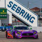 Mercedes AMG Customer Racing 12h Sebring 2019