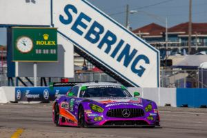 Mercedes AMG Customer Racing 12h Sebring 2019