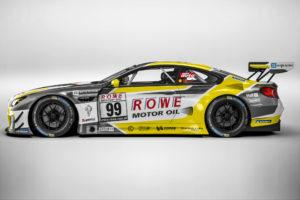 ROWE Racing BMW M6 GT3 Motorsport Competence Group AG