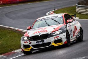 AVIA racing BMW M240i Sorg Rennsport