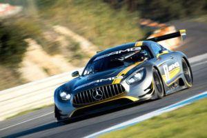 Scuderia Villorba Corse Mercedes AMG GT3