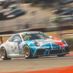 FourMotors Care for Climate Porsche 911 GT3 Cup Tom von Löwis Michael Smudo Schmidt Axel Duffner Daniel Schellhaas