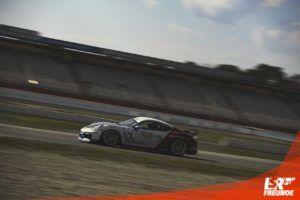 RN Vision Racing Team Porsche Cayman GT4 CS