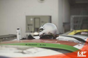 Konrad Motorsport VW Scirocco Niklas Kry / Welf Hermann DMV NES 500 Hockenheimring