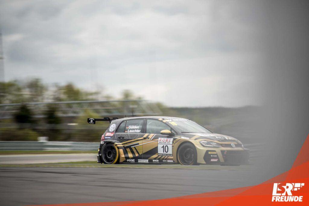 Max Kruse Racing VW Golf GTi TCR #10 VLN3 2019 61. ADAC ACAS H&R Cup - Andreas Gülden