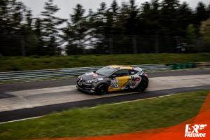Waldow Performance Renault Megane - VLN3 2019 61. ADAC ACAS H&R Cup - Ginn Unteroberdörster, Janis Waldow