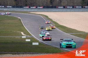 Falken Motorsport BMW M6 GT3 Jens Klingmann