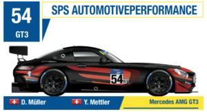 LMC Nr.54 Mercedes-AMG GT3