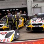 ROWE Racing BMW M6 GT3 #98 #99